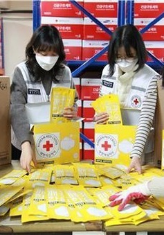 Hàn Quốc phạt nặng hành vi đầu cơ, tăng giá khẩu trang
