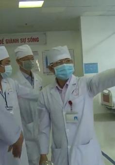 Kiểm tra công tác phòng chống dịch do virus Corona tại 4 bệnh viện ở Cần Thơ