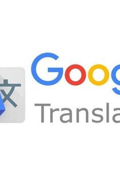 Google Dịch đã hỗ trợ chế độ nền tối trên Android và iOS
