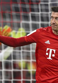 Bayern Munich 4-3 Hoffenheim: Hùm Xám chật vật vào tứ kết cúp Quốc gia Đức