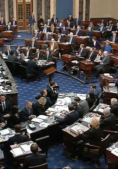 Thượng viện Mỹ tuyên Tổng thống Donald Trump vô tội