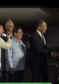 Ngoại trưởng Nga thăm 3 nước Mỹ Latin