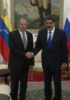 Nga sẵn sàng ủng hộ Venezuela