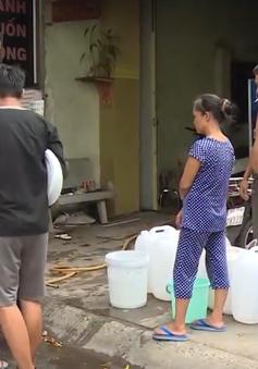 Hạn mặn bủa vây, người dân Bến Tre bị thiếu nước ngọt trầm trọng