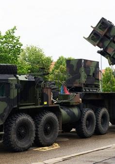 Mỹ đưa tên lửa phòng không đến Iraq
