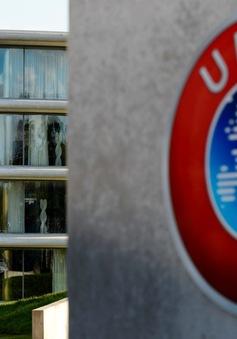 CHÍNH THỨC: UEFA hoãn các trận đấu tại Champions League và Europa League