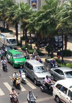 TP.HCM điều chỉnh giao thông tuyến Tôn Đức Thắng - Nguyễn Hữu Cảnh