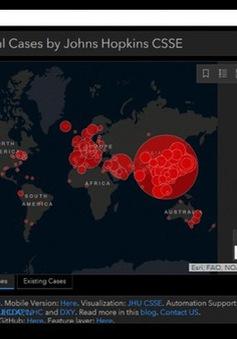 Cảnh báo phần mềm độc hại ẩn dưới dạng bản đồ số theo dõi COVID-19