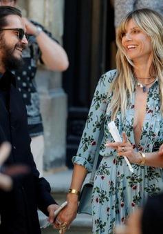 Vợ chồng siêu mẫu Đức Heidi Klum được xét nghiệm COVID-19, tạm thời cách ly