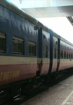 Ngành đường sắt chạy thêm một đôi tàu khách trên tuyến Hà Nội - TP.HCM