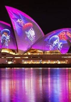 Australia hủy lễ hội ánh sáng Vivid Sydney vì COVID-19