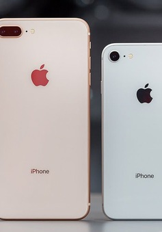 Apple sắp khai tử iPhone 8/8 Plus