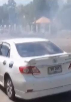 Đánh bom ở miền Nam Thái Lan, ít nhất 20 người bị thương