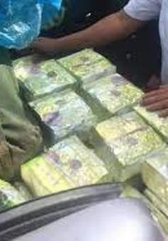 Lạng Sơn bắt giữ gần 250 kg ma túy đá