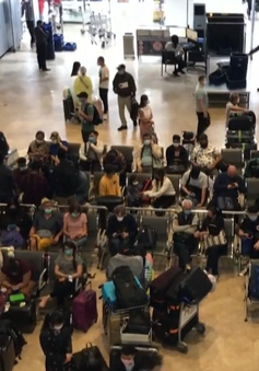 Philippines đóng cửa toàn bộ sân bay trên đảo Luzon