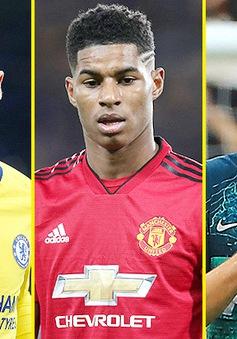 """Rashford, Hazard và những ngôi sao """"thở phào"""" khi EURO tổ chức vào năm 2021"""