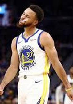 Stephen Curry vẫn chưa thể trở lại thi đấu