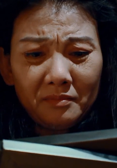 Nước mắt loài cỏ dại - Tập 30: Chồng con chết, bà Phương hóa điên