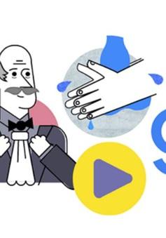 Google hướng dẫn 6 bước rửa tay đúng cách