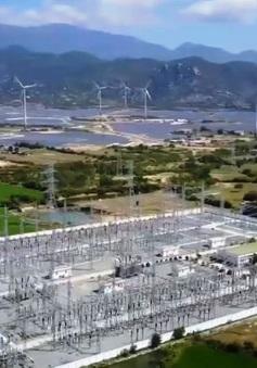 Đầu tư nhà máy điện Mặt trời 450MW tại Ninh Thuận