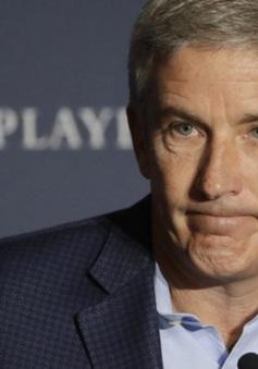 Jay Monahan (ủy viên PGA Tour) xin không nhận lương vì dịch Covid-19