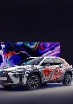 """Mãn nhãn với Lexus UX 2020 phiên bản """"cá Koi"""""""