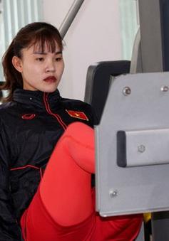 Trung vệ Chương Thị Kiều chưa thể sang Hàn Quốc phẫu thuật vì COVID-19
