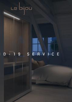 Dịch vụ khách sạn hạng sang cho người cách ly