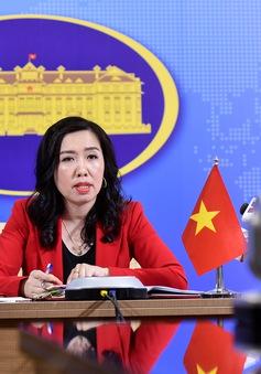 Yêu cầu Đài Loan không diễn tập trái phép bắn đạn thật xung quanh Ba Bình thuộc quần đảo Trường Sa