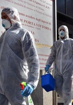 WHO dự báo dịch COVID-19 tại Italy lên đỉnh điểm trong tuần này