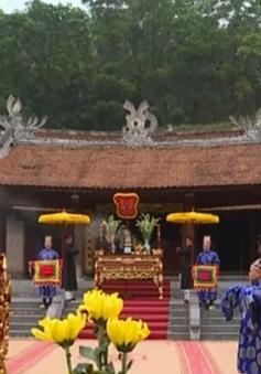 Giỗ Tổ Hùng Vương sẽ chỉ tổ chức phần lễ