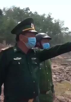 Quảng Trị tăng cường kiểm soát khu vực biên giới