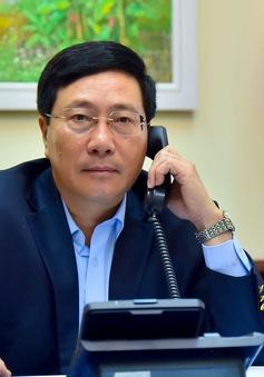 Việt Nam gửi điện chia buồn cựu Bộ trưởng Ngoại giao Vương quốc Thái Lan