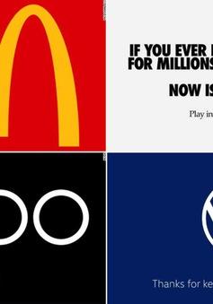 Nhiều nhãn hàng nổi tiếng thay đổi logo hưởng ứng phong trào cách ly xã hội thời COVID-19
