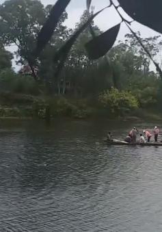 Nhiều sông ở Quảng Trị nhiễm mặn nghiêm trọng