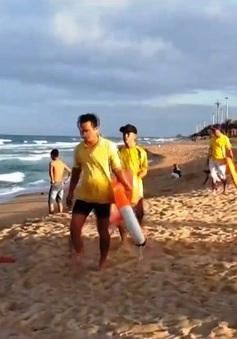 Phú Yên tái lập đội cứu hộ bờ biển Tuy Hòa