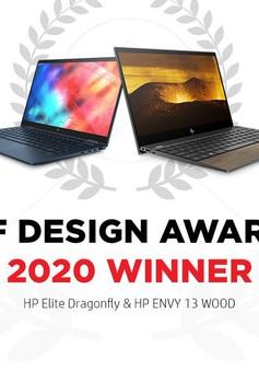 HP đạt 12 giải thưởng tại iF Design Award 2020