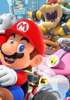 Mario Kart hỗ trợ chế độ nhiều người chơi theo thời gian thực trên iOS