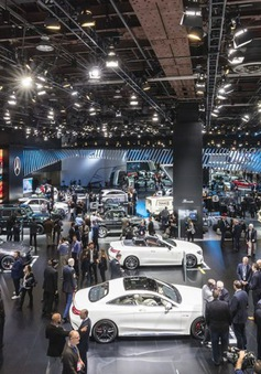Thị trường ô tô Mỹ làm ăn phát đạt bất chấp dịch COVID-19