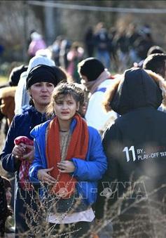 Hy Lạp đối phó làn sóng di cư ồ ạt