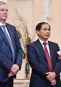 Thúc đẩy mạnh mẽ đà phát triển năng động của hợp tác Việt Nam - Nga trên tất cả lĩnh vực