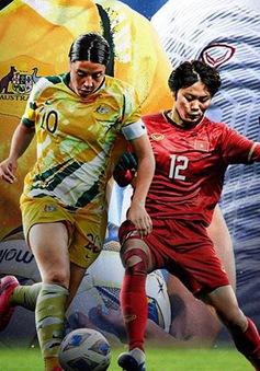 Trận lượt về giữa ĐT nữ Việt Nam và ĐT nữ Australia trên sân Cẩm Phả sẽ không có khán giả