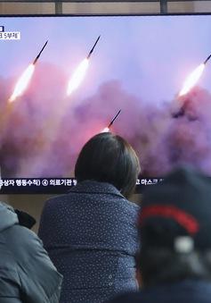 Hội đồng An ninh Quốc gia Nhật Bản họp bàn đối phó vụ phóng vật thể của Triều Tiên