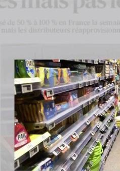 Ngành bán lẻ tại châu Âu trong mùa dịch COVID-19