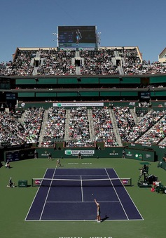 Giải quần vợt Indian Wells 2020 bị hủy do lo ngại dịch COVID-19