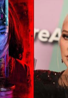 """Christina Aguilera ra mắt ca khúc nhạc phim mới dành riêng cho """"Hoa Mộc Lan"""""""