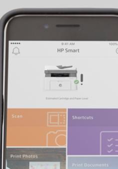 Giải pháp in ấn mới cho dành cho người làm việc tại nhà