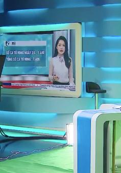 [Video] Những ngày không quên của ê-kíp Thời sự VTV trong mùa dịch COVID-19