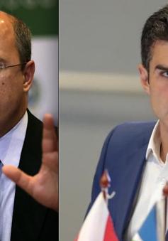 Hai thống đốc Brazil dương tính với SARS-CoV-2