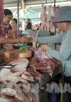 Chờ tăng nguồn cung để giảm giá thịt lợn